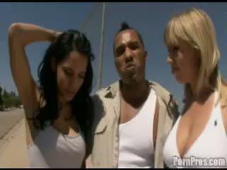 lapsuke, threesome, hardcore