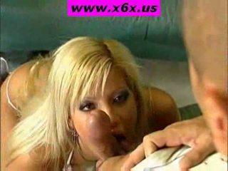 Beauty blond deutsch mieze gefickt anal