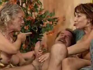 סבתא 'לה, אורגיה, בוגר