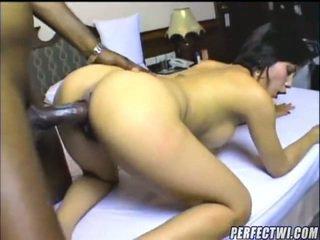 sexe hardcore, anal, interracial