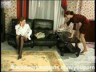 Seducción Lésbica