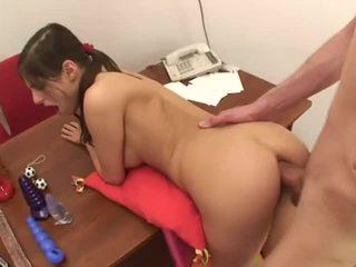 Kecil mungil remaja anal 2