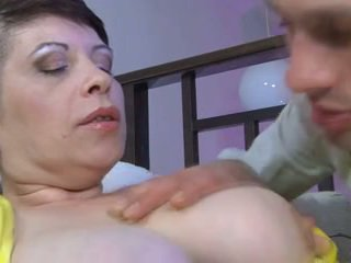 große brüste, bbw, grannies