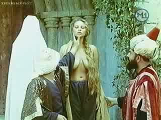 Turco schiavo selling in ancient times video