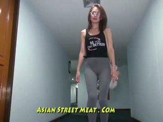 Buggered filipina omhoog haar rectum