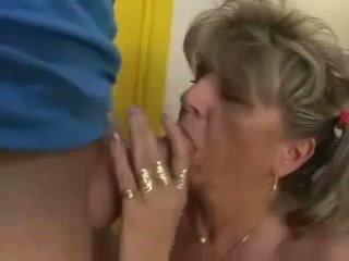 babička, babička, copánek