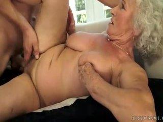 Granny Norma Romance