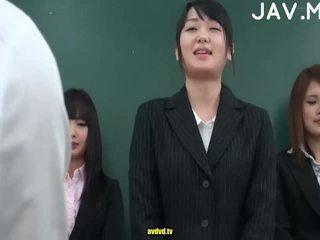 morena, japonés, mamada