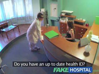 FakeHospital Doctors compulasory healt...