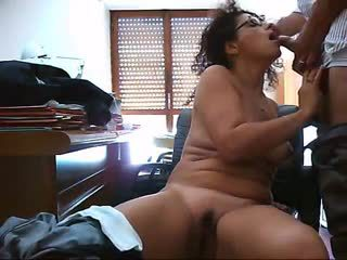 Blowjob from italy Video