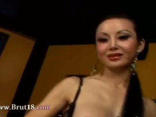 Brutal Anal Fuck With Busty Asian Girl