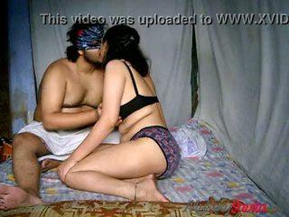 Savita bhabhi σε άσπρος/η shalwar κοστούμι seducing ashok s14