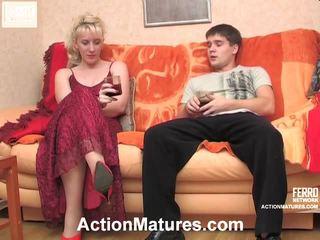 Silvia și maximilian al naibii matura acțiune