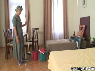 Limpiando donna has su vulva filled casi prick