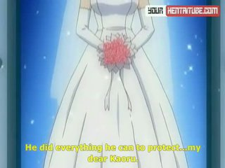 bride, cartoon, hentai