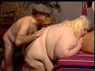 Dicke fettes ficksau: vapaa vuosikerta porno video- c0