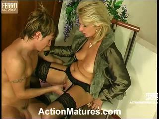 Agatha Rolf Naughty Mom In Action