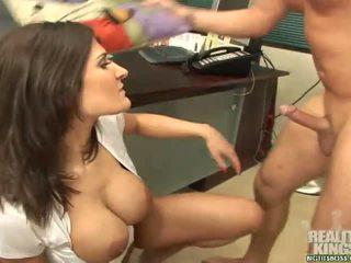 hardcore sex, orale seks, grote borsten