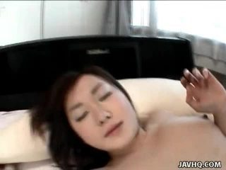 Hot bayan time close to yumi aida