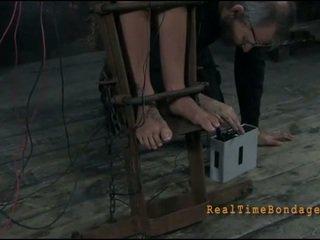 Selvaggia slaves waiting per tortures