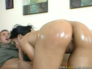 Exotic Whore Priva Sucks A Lucky Mans Balls Unfathomable In Her Warm Mouth