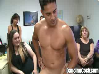 Dancingcock মজাদার dong অফিস গ্রুপ
