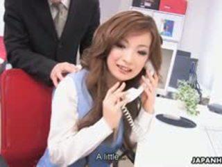 brunetka, japoński