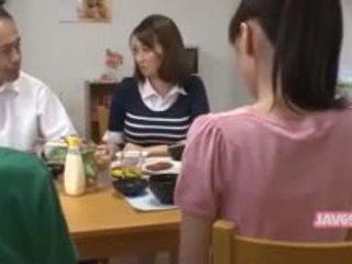 Bonita seductive japonesa nena follada