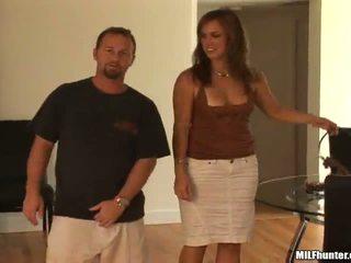 hardcore sex, cougar, blowjob