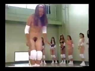 Naakt japans gymnasium retro, gratis nudist porno video- 71
