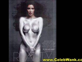 Kim kardashian nackt muschi und titten