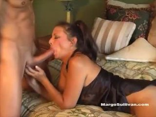 MILF Romp - Son Caught Mom Margo Sulli...