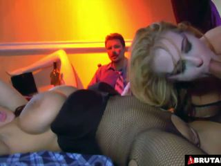 Brutalclips - Making the Clown Watch some Anal Sex: Porn 4a
