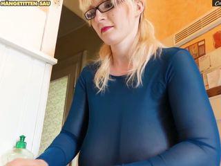 blondjes, grote borsten, grote natuurlijke tieten
