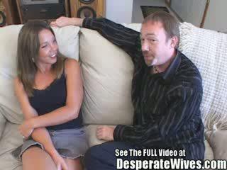 Judy स्लट wife's sharing session साथ डर्टी d