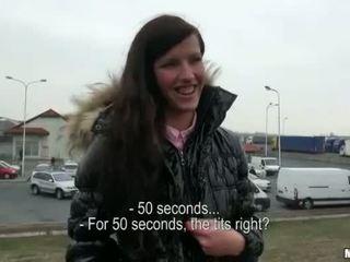 Tsjechisch meisje morgan geneukt en jizzed op