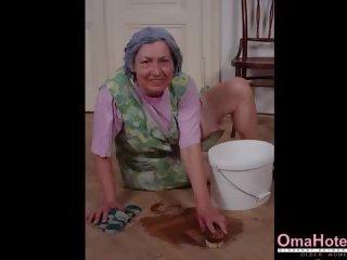 Omahotel amadurece e grannies slideshow vídeo: grátis porno 8c