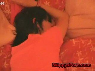 Manis remaja adalah tidur