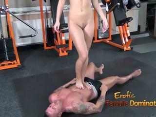 fetish kaki, melancap, femdom