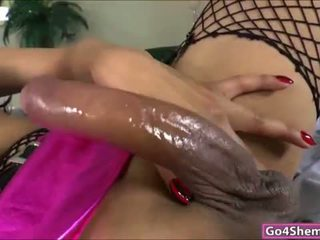 Asian ts Jessica Fox anals Mona Wales