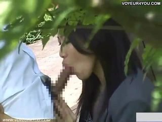 Cute Japanese School Girl Sex Outdoor