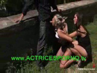 Leyla melnas humillada en plena calle bdsm sado fetichismo fe