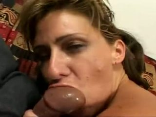 Cougar Whore Phyllisha Anne Getting Sloppy Pussy Screwed Ans She Gets Face Fucked