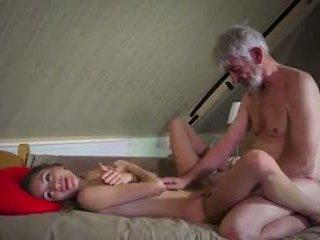 Starý a mladý súložiť: starý súložiť mladý porno video 90