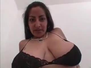 mamadas, big boobs, indio