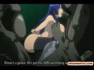 monsters, spotprent, hentai