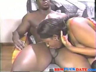 Mega Fat Ebony Squirting Breast Milk on Huge