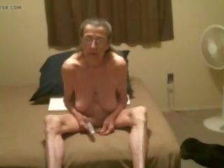 Vanha mummi kanssa hieromasauva, vapaa läkkäämpi porno bc