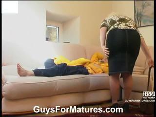 Rosemary och mike otäck äldre video-