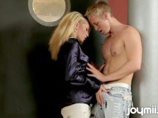blondynki, ssanie